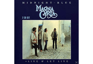 Magna Carta - Midnight Blue / Live & Let Live - (CD)