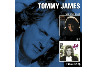 Tommy James - Three Times In Love/Hi-FI - (CD)