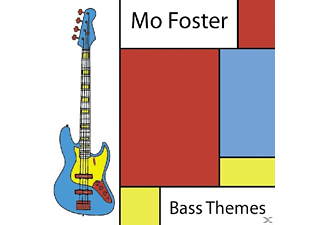 Mo Foster - Bass Themes - (CD)
