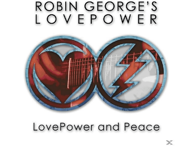 Robin George's Lovepower - Love Power And Peace [CD]