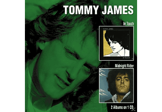 Tommy James - In Touch/Midnight Rider - (CD)