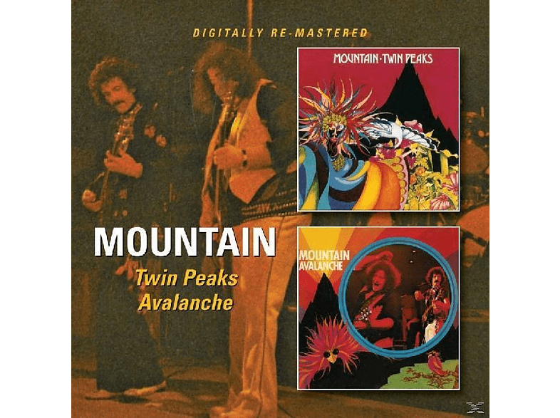 Mountain - Twin Peaks/Avalanche [CD]