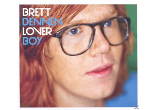 Brett Dennen - Lover Boy - (CD)