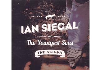 Siegal, Ian / Youngest Sons, The - The Real Skinny - (CD)