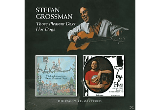 Stefan Grossman - Those Pleasant Days/Hot Dogs [CD]