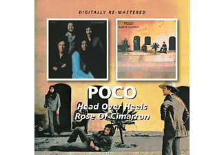 Poco - Head Over Heels/Rose Of Cimarron - (CD)