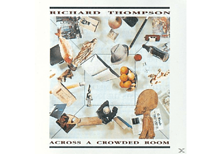 Richard Thompson - Across A Crowded Room [CD]