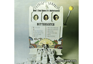 Butterscotch - Don't You Know It's Butterscotch - (CD)