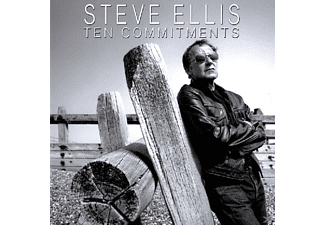 Steve Ellis - Ten Commitments - (CD)