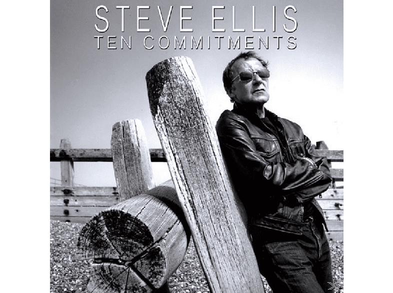 Steve Ellis - Ten Commitments [CD]