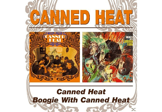 Canned Heat - Canned Heat/Boogie With [CD]