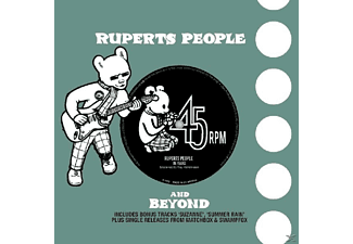 Rupert's People, RUPERTS PEOPLE/MATCHBOX/SWAMPFOX - 45 Rpm And Beyond - (CD)