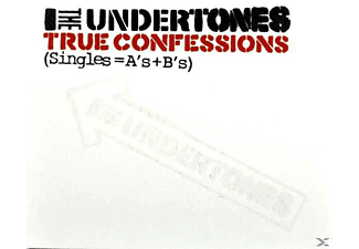 The Undertones - True Confessions (Singles = A's & B's) [CD]