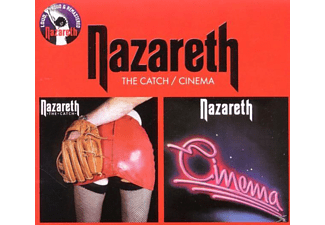 Nazareth - The Catch/ Cinema [Original Recording Remastered, Doppel-Cd] - (CD)