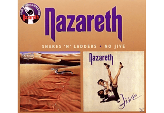 Nazareth - Snakes N Ladders/No Jive (Rem+Bonustracks) - (CD)