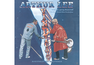 Arthur Lee - Vindicator - (CD)