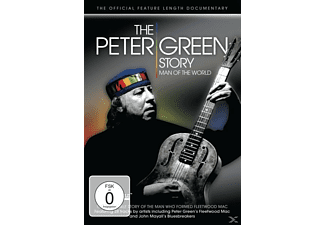 Peter Green - The Peter Green Story- Man Ofthe World - (DVD)