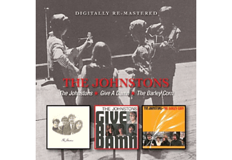 The Johnstons - Johnstons/Give A Dream/Barley Corn [CD]