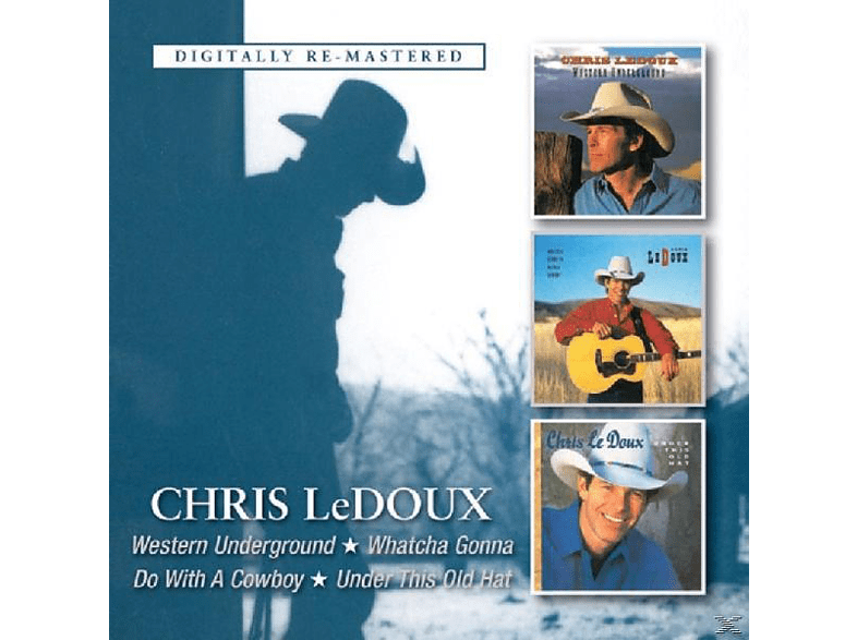 Chris Dedoux - Western Underground/Whatcha Gonna Do With A Cowboy - [CD]