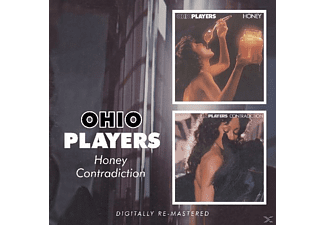 The Ohio Players - Honey/Contradiction - (CD)