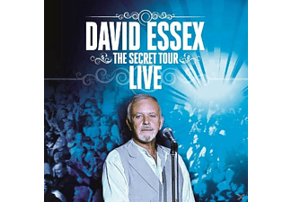 David Essex - Secret Tour: Live [CD]