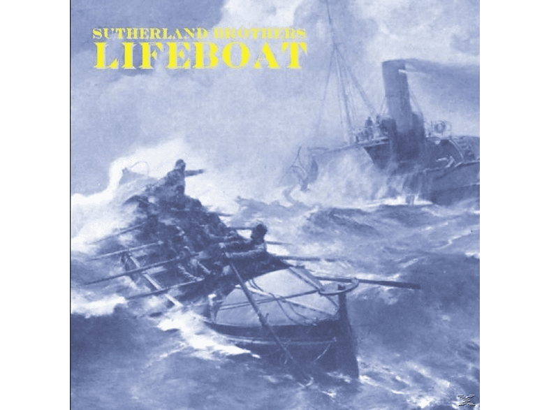 Sutherland Brothers - Lifeboat [CD]