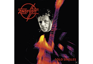 Andy Scott - The Solo Singles - (CD)