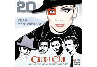Culture Club - 20 Year Anniversary Live At The Royal Albert Hall - (CD)