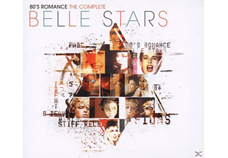 The Belle Stars - Complete-80's Romance - (CD)