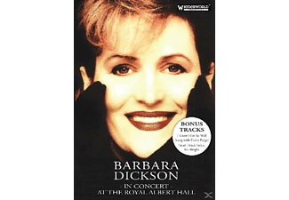 Barbara Dickson - Live At Royal Albert Hall - (DVD)