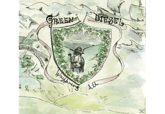 Green Diesel - Wayfarers All - (CD)