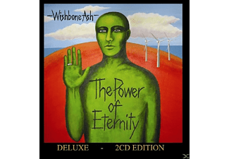 Wishbone Ash - Power Of Eternity-Deluxe - (CD)