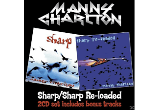 Manny Band Charlton - Sharp/Sharp Reloaded - (CD)