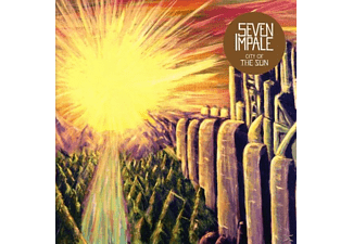 Seven Impale - City Of The Sun - (CD)