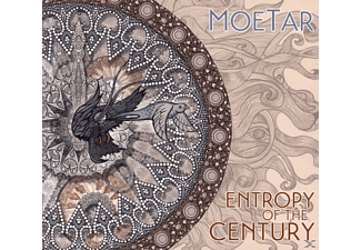 Moetar - Entropy Of The Century - (CD)