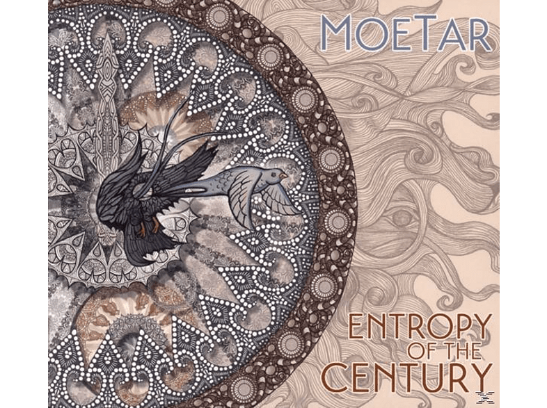 Moetar - Entropy Of The Century [CD]