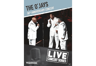The O'Jays - 50th Anniversary Concert - (DVD)