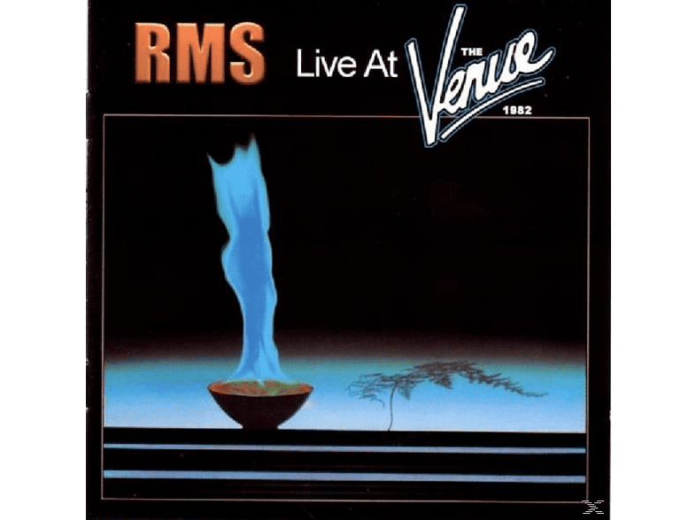 Rms - Live At The Venue 1982 [CD]