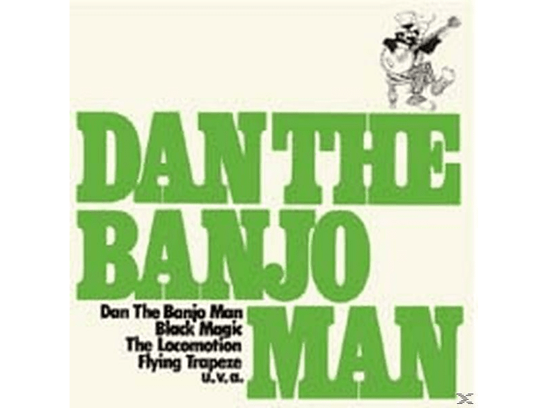 Dan The Banjo Man - Dan The Banjo Man [CD]