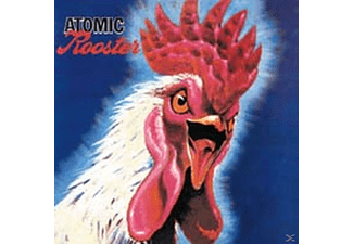 Atomic Rooster - ATOMOC ROOSTER - (CD)