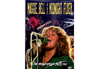 Maggie Bell - LIVE AT MONTREUX 1981 - (DVD)