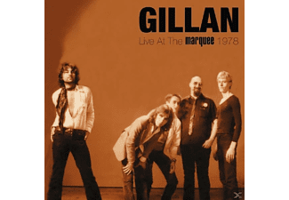 Gillan - Live At The Marquee 1978 - (CD)