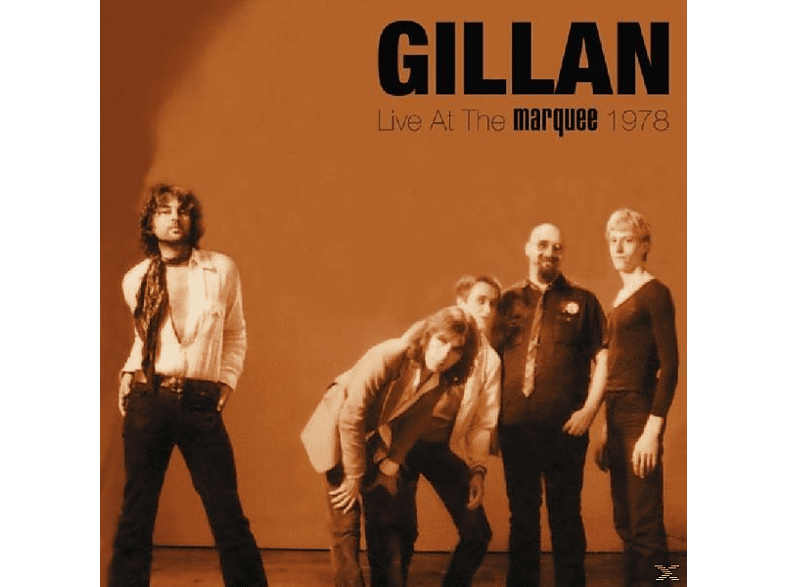 Gillan - Live At The Marquee 1978 [CD]