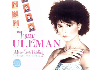 Tracey Ullman - Complete Stiff Recordings-Move Over Darling - (CD)