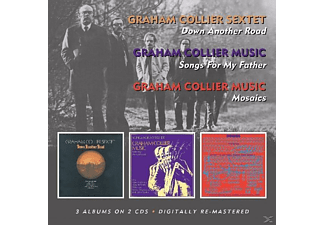 Graham Collier - Down Another Road/Songs.. - (CD)