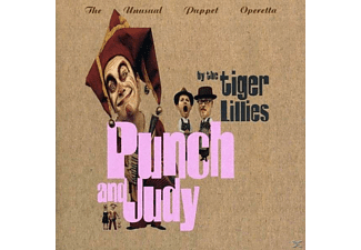 The Tiger Lillies - Punch and Judy - (CD)