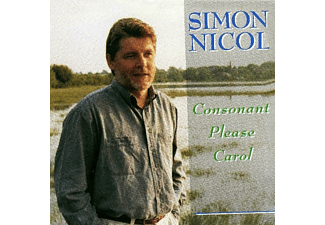 Simon Nicol - Consonant Please Carol - (CD)