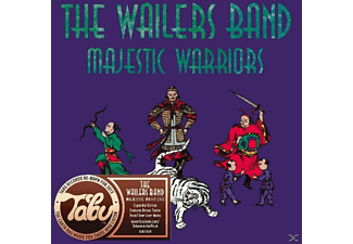 The Wailers Band - Majestic Warriors - (CD)