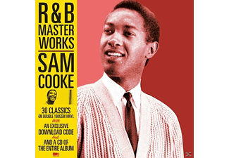 Sam Cooke - R&B Master Works - (LP + Bonus-CD)
