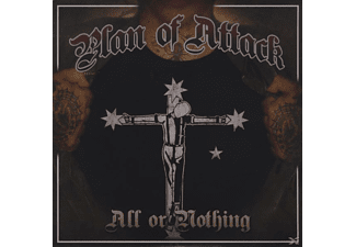 Plan Of Attack - All or nothing EP - (Vinyl)